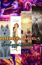 Mysterical Travel✨𝓽𝓱𝓮 𝓒𝓱𝓪𝓷𝓰𝓮𝓭 𝓣𝓲𝓶𝓮𝓵𝓲𝓷𝓮 by SahithiPasupuleti