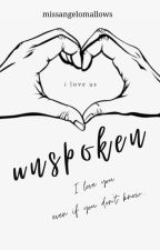 Unspoken by MissAngeloMallows