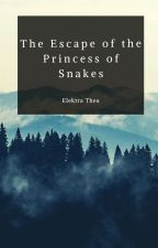 The escape of the Princess of Snakes by Werepanther