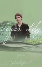 Tiger Lily (A Peter Pan Fanfic) by JLawOfficial