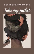 Take My Jacket (Drarry muggle au) by LetsgotoHogwarts