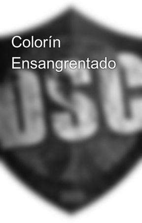 Colorín Ensangrentado by Desquiciadossc