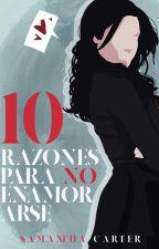 10 Razones para NO Enamorarse by Kazune-chan