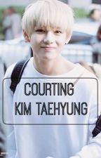 Courting Kim Taehyung. by _hartmybam_