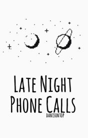 late night phone calls » larry by danisnotontop