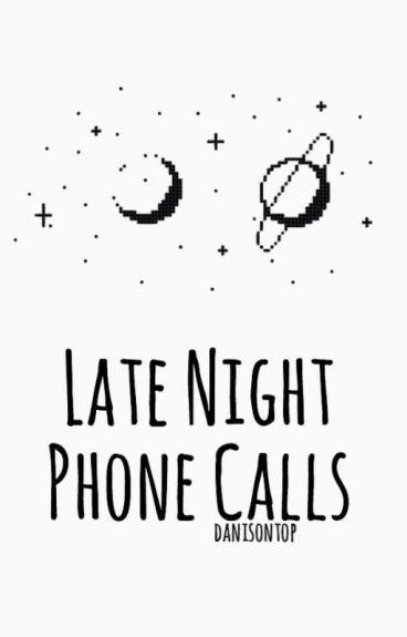 late night phone calls » larry
