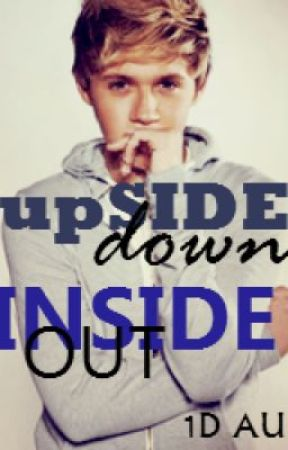 Upside Down, Inside Out [LARRY, ZIAM, NOSH ONE DIRECTION AU] by OopsLarry