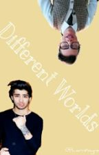 Different Worlds ||Zarcel Stalik|| (Zarry Au) by LamPayning