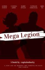 Mega Legion by -captainsbucky