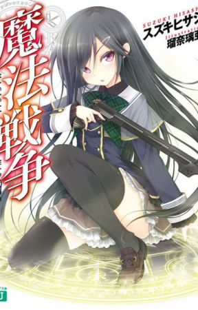 Mahou Sensou [Novel ITA] by Kuhaku_