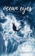 Ocean Eyes: A Bucky Barnes x Reader by JazzyGirl243