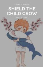 Shield The Child Crow by -theboringchai-