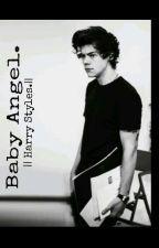 Baby angel.   Harry Styles   by ViviMichi