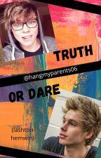 truth or dare? (lashton hemwin) by hangmyparents06