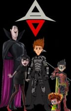 Hotel Transylvania: Johnny is THE BATMAN (Part 2) by comicfan1939
