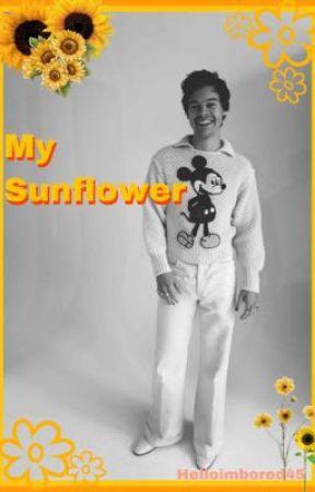 My Sunflower *h.s* by helloimbored45