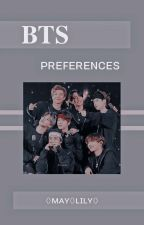 BTS Preferences [mostly GN] by 0May0Lily0