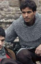 Nightmares & Knights: {Merlin fanfic} by sheElf221B