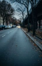 Autumn Leaves // short story by coffeeatthreeam