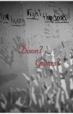Dixon? Grimes? by cacthingfireflies