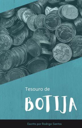Tesouro de Botija by drigorms