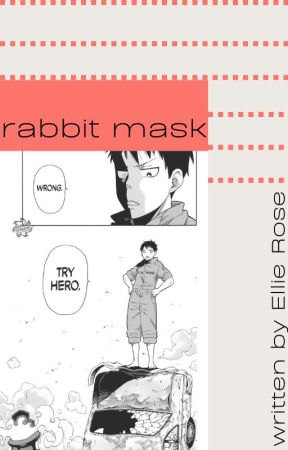 rabbit mask|shinra x reader by thunder_roses