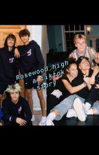 Rosewood High- A Tiktok Highschool Story by Knndie2