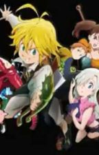Seven deadly sins characters reacts to ships!!!  by starlylia