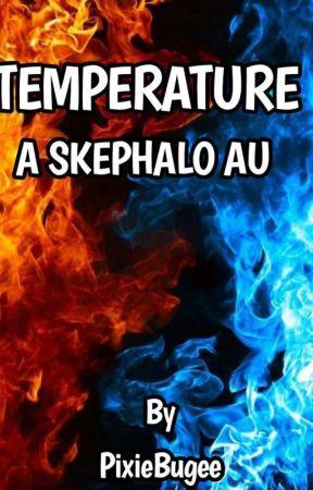 °Temperature° Skephalo AU by PixieBugee