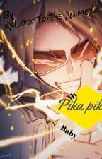 Denki'kamanari X reader by xXLeagaly_AnimeXx