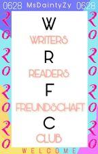 WRITERS-READERS FREUNDSCHAFT CLUB by MsDaintyZy