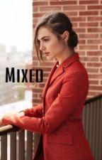 Mixed~ Jordan Parrish by _jenny_xd
