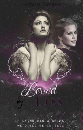 Bound by Lies by clarkelena