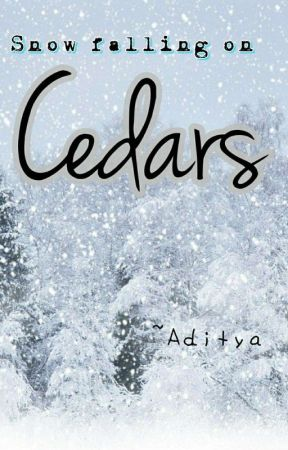 Snow Falling On Cedars by karmasphere_