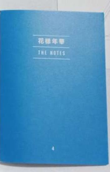 HYYH THE NOTES (MAP OF THE SOUL : 7)