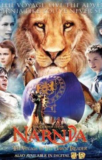 Las Crónicas de Narnia: La Travesía Del Viajero Del Alba Edmund y ____