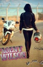 Agent Wilson (Battle Angel) by lia_ren_1d
