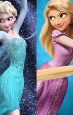 If Elsa or Rapunzel Was The Main Villian by sweetkawaiicreations