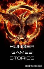 All Hunger Games by BloodyInspiredMeh