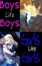 Boys Like Boys. Girls Like Girls. by NikkiGrim