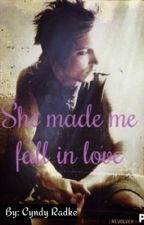 She Made Me Fall in Love (A Synyster Gates Love Story) by CyndyRadke