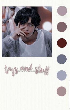 Tags And Stuff  by btsjeonjimin96