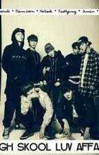 High Skool Luv Affair by Real_psyee