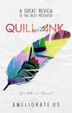 Quill with Ink by ameliorate_us