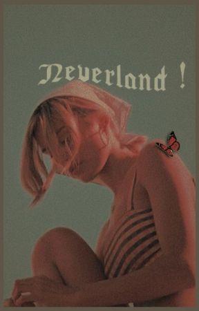 NEVERLAND ━ the society by daenevys