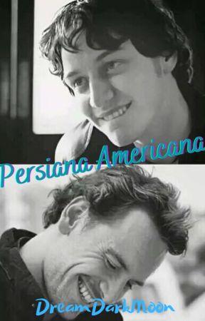 Persiana Americana [CHERIK-ONESHOT]  by DreamDarkMoon