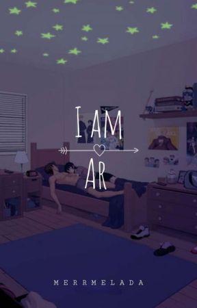I am Ar ; fargexby 🍒 by merrmelada