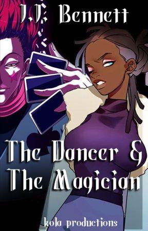 The Dancer & The Magician (Hisoka Romance) by milkweedbird