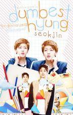 Dumbest hyung, Seokjin by shwagmin