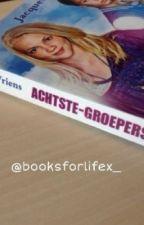 Achtste Groepers Huilen Niet by booksforlifex_